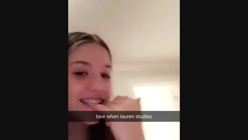 Snapchat » lauren orlando