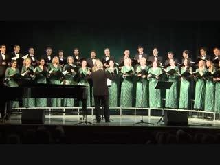 Краснодарский государственный камерный хор отметил 30 лет