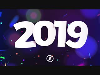 New year  christmas mix 2019  best edm - house - bass - trap music mashup party mix