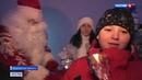 Снежная и ледовая деревни в Апатитах и Кировске Мурманской области