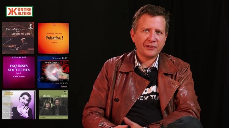 Kontre Kulture Musique présente Figure Libre de Stéphane Blet