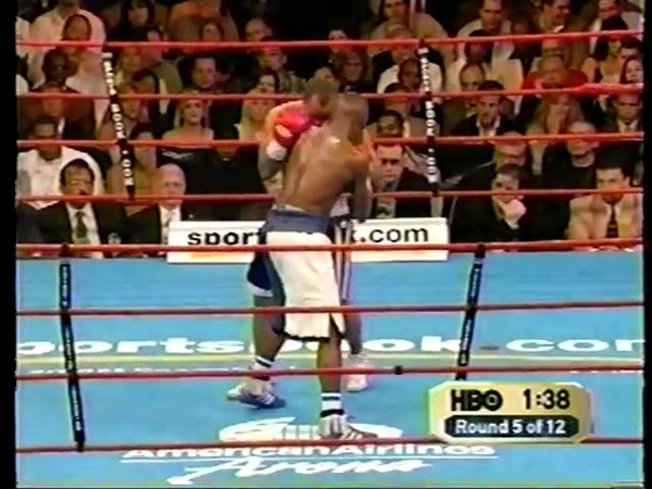 Floyd Mayweather Jr vs Henry Bruseles Highlights