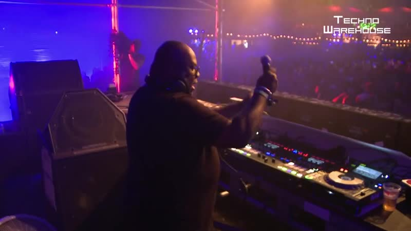 Carl Cox Extrema Outdoor 2016 - Eindhoven (Netherlands) Techno Warehouse by DanceTelevision