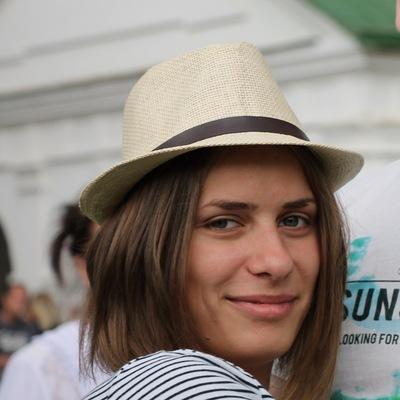 Полина Виноградова, 14 февраля 1985, Москва, id7885246