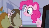Pinkie Pie is the best babysitter ever