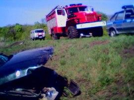 За сутки с курских дорог улетели две машины