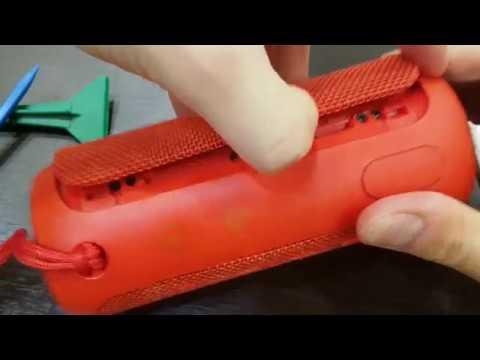 Замена батареи JBL Flip 3