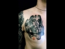 Work done in * Draw More Tattoo * Kremenchuk. Ukraine.