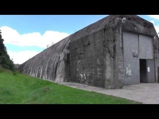 Stępina-Cieszyna. Bunkry niemieckie. German bunkers