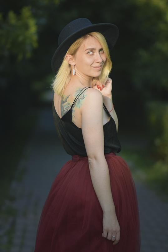 Яна Веснина  