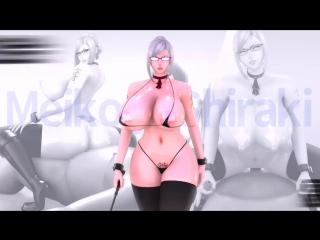 Школа Тюрьма Prison School - game trailer