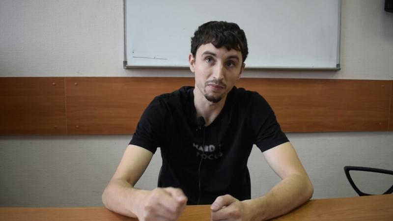 Student Voice. Петружела Михал (Чехия)