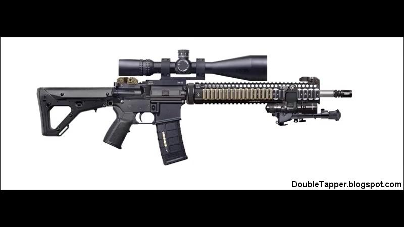 Все возможные дополнения к M4A1.
