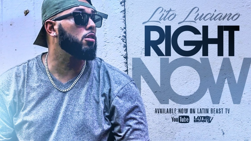 Lito Luciano Right Now Official Music Video