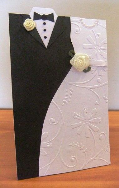 Свадебные открытки. Идеи. (7 фото) - картинка