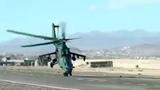 Агрессивный взлёт Ми-24