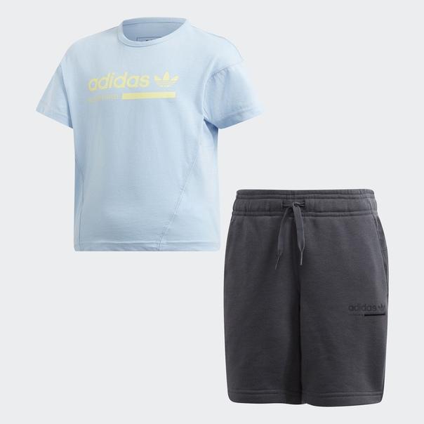 Комплект: футболка и шорты Kaval