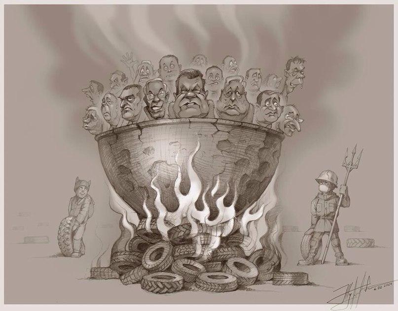 """""""Власть не понимает, что Майдан является следствием, а не причиной кризиса"""", - экс-министр финансов - Цензор.НЕТ 6459"""
