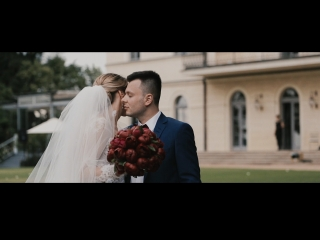 Свадьба в замке в Чехии - Шато Мцели - Александр и Наталия - Deluxe Film