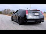 Vengeance Racing - CTS-V Coupe