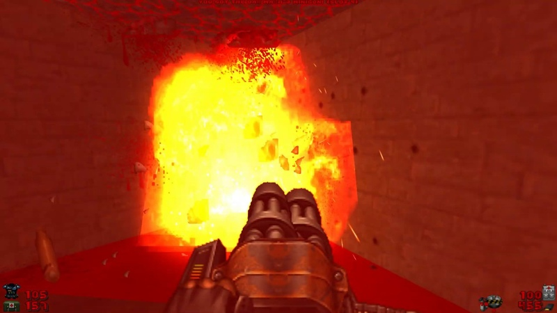 Doom 2 The Way id Did   Level 21: Passage of Exile [Project Brutality 3.0]