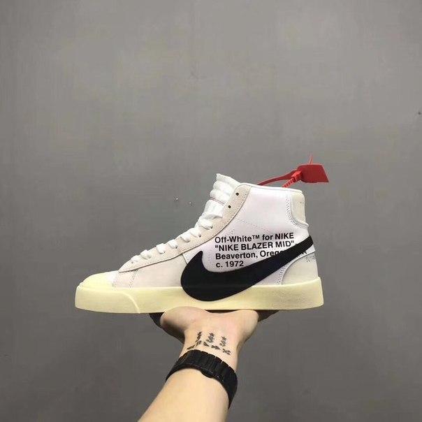 Nike x OffWhite Фото продавца