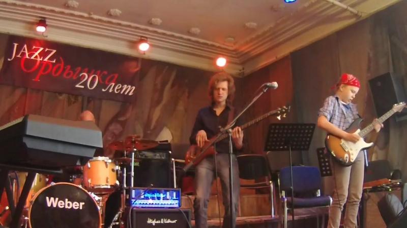 Многоликая гитара Блюз Гала концерт