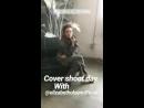 Elizabeth Olsen en shooting pour L'Officiel Indonesia. 33