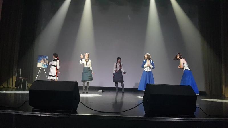 Каге Буншин но Дзюцу - Bioshock - Elizabeth x6