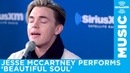 Jesse McCartney performs Beautiful Soul