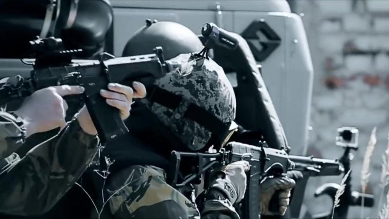 ЦСН ФСБ. СОБР (Russian Special Forces)