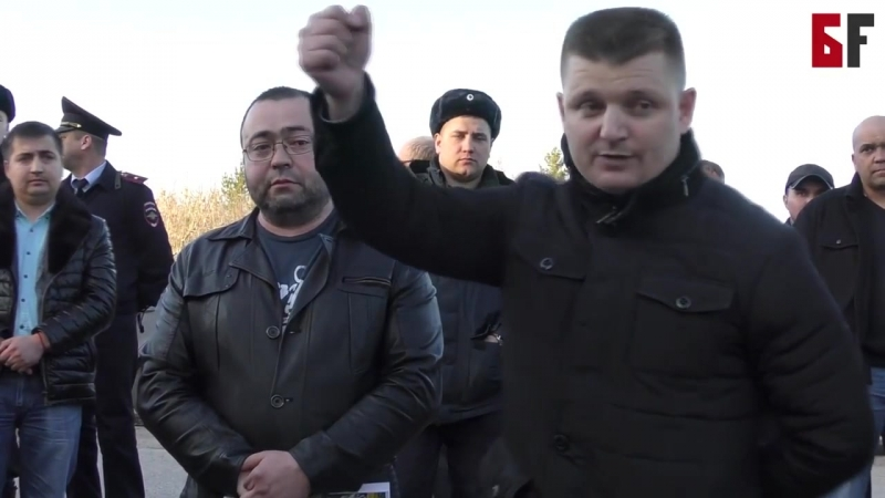 Алексей Шекатуров глава села Жуково против мусоросортировочного комплекса