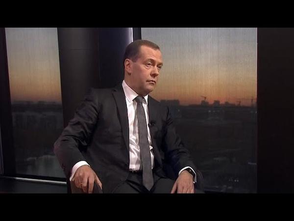 Дмитрий Медведев: \Санкции - абсолютно непродуктивная история\…