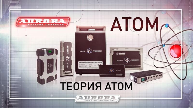 Обзор пусковых устройств для автомобиля ATOM