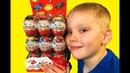 Киндер Сюрприз Тачки 3 Дисней Распаковка Видео про Машинки для Детей Kinder Surprise
