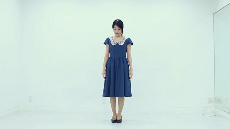 【あやの先生】女医がワールドワイドフェスティバル踊ってみた sm33381086