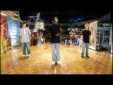 Танцы улиц для начинающих.