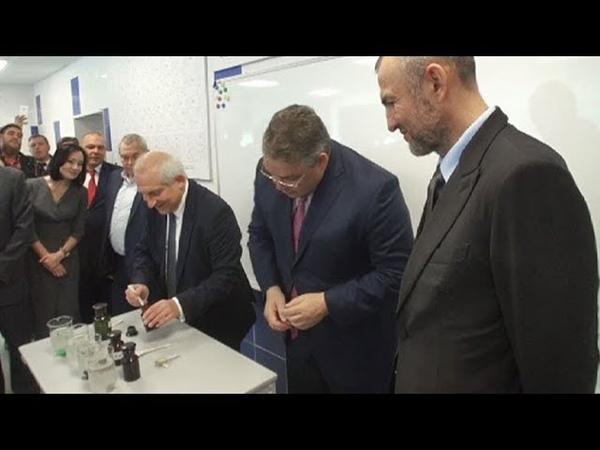 В Невинномысске открыли Центр детского научного и инженерно технического творчества