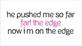 Little Mix - Hair (ft. Sean Paul) (Lyrics + Names)