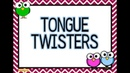 VIDEO 05, ALL TONGUE TWISTERS IN THE WORLD, WITH IPA, FROM A to Z. NARRATED BY FEMALE, US ACCENT,