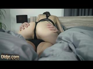 Tera Link [PornMir, ПОРНО ВК, new Porn vk, HD 1080, Oldman  Young girl, bedroom, blowjob]