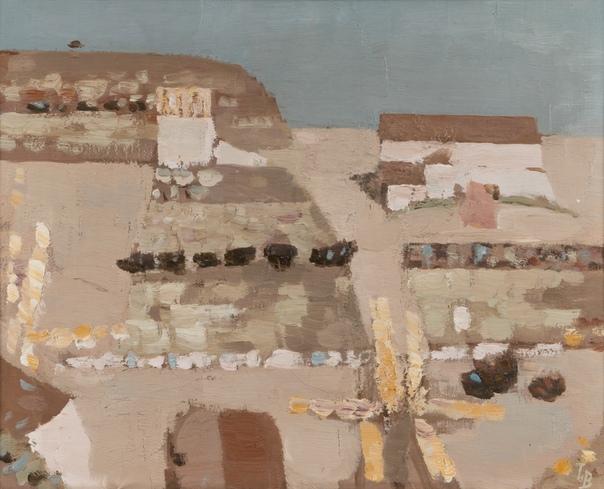 Tuomas von Boehm (1916-2000) финский художник. https://v.com/album-61546782_238208347