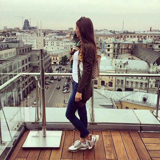 Алина Павлова   Москва