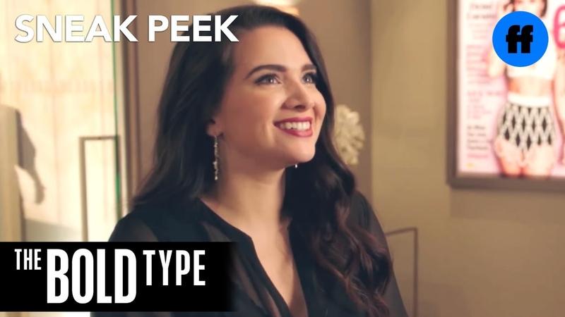 The Bold Type | Season 2, Episode 7 Sneak Peek Janes First Day Back At Scarlet | Freeform