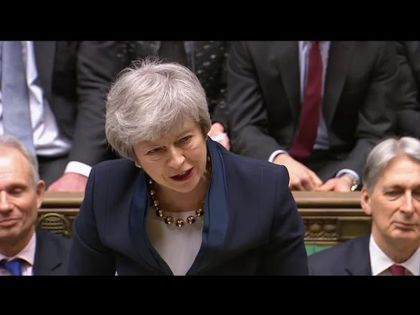 Prime Ministers Questions 3 April 2019 - Brexit, Universal Credit, poverty