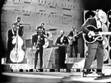 Bill Haley &amp His Comets - 40 Cups Of Coffee Ed Sulllivan Show 1957