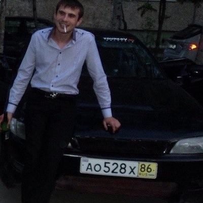 Андрей Винтонив, 11 декабря 1986, Сургут, id168649366