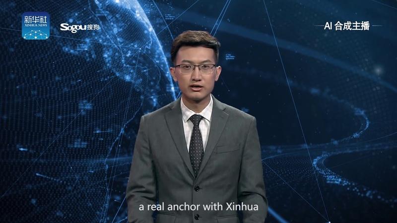 Xinhuas first English AI anchor makes debut