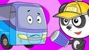Развивающие Мультики про Машинки – Огромный Сборник 60 Минут – Мультфильмы Для Детей Все Серии