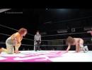 Kaori Yoneyama Nao Yamaguchi Ruaka vs Mary Apache Natsumi Shiki Shibusawa Stardom Rebirth Tag 2 The Stardom Draft
